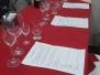 2017 - Bate-papo sobre vinhos com degustação harmonizada