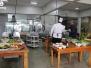 2018 - Almoço especial: Estação de salada ao vivo