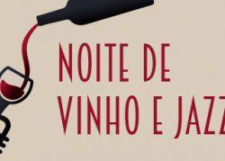 NOITE DE VINHO E JAZZ NA ASLEMG