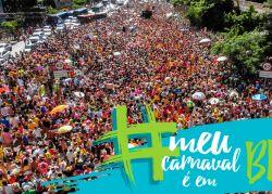 Programação do Carnaval de Belo Horizonte