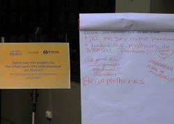 MENSAGENS DOS ASSOCIADOS - DIA INTERNACIONAL DA MULHER