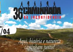 36ª Caminhada da Inconfidência