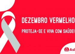 Dezembro Vermelho - Campanha pela luta contra Aids