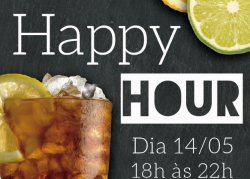 Participe do Happy Hour da Aslemg!