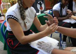 Novo serviço de manicure e beleza no Espaço Sociocultural