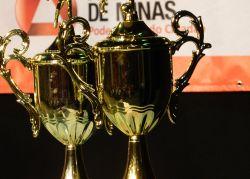 Ganhadores do torneio de futebol da Festa do Servidor e Família