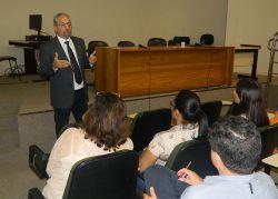 Semana do Servidor -  palestra sobre qualidade de vida da UNIMEDBH